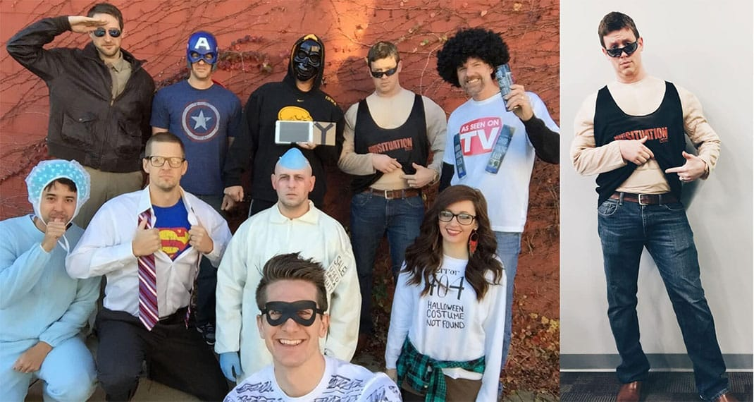 10 Incredibly Clever Halloween Costumes for Web Designers and Web Developers
