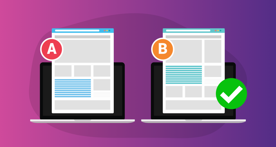 Monitor Your Content's Performance with A/B Testing