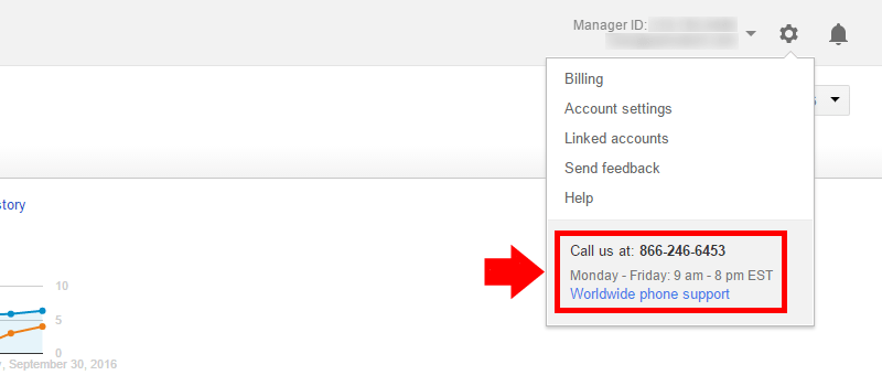 Call AdWords Support to Merge Duplicate Businesses on Google