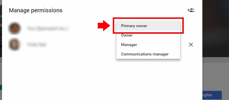 How to Transfer Ownership of a Google My Business Account